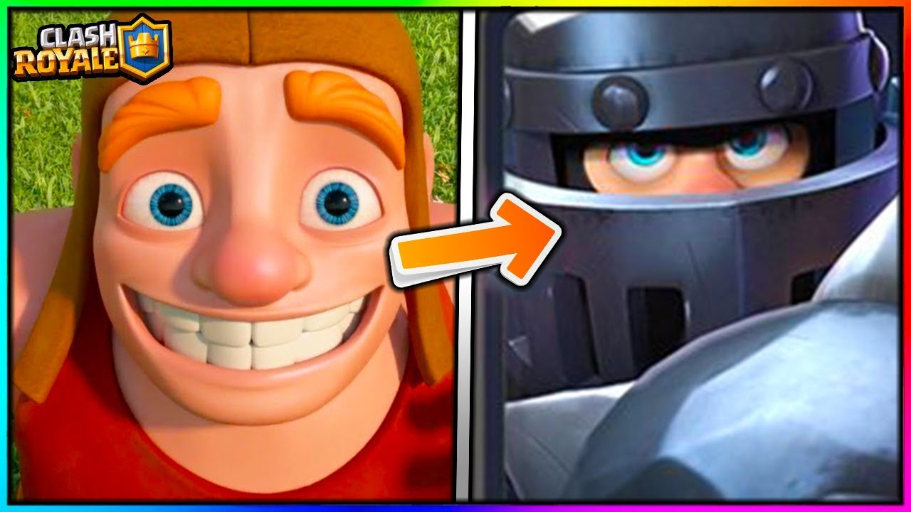 clash royale how to get mega knight
