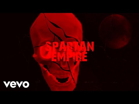 Tommy Lee Sparta - Spartan Empire (Official Lyric Video)
