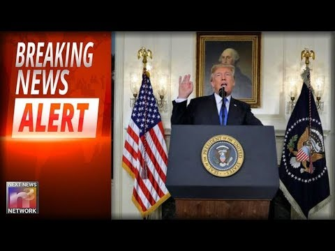 BREAKING: Trump Delivers CRITICAL Address on Government Shutdown and Border Crisis From White House