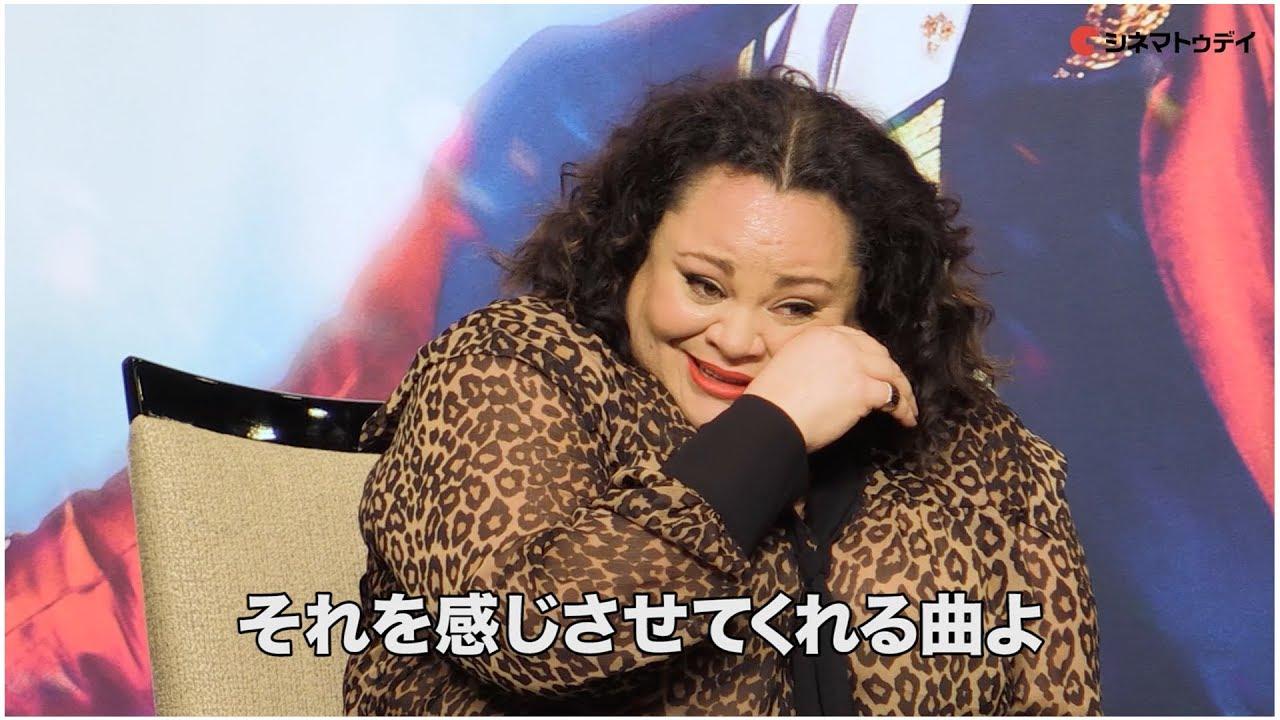 映画『グレイテスト・ショーマン』来日記者会見 その2