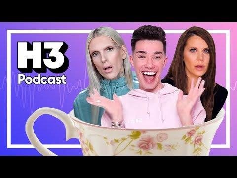 James Charles ENDS Tati & Jeffree Star - H3 Podcast #118