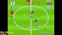 Arcade Games - Compilation of Soccer Games