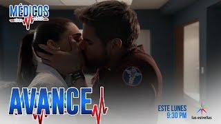 AVANCE - C-56: ¡David le declara su amor a Regina! | Médicos, línea de vida - Las Estrellas