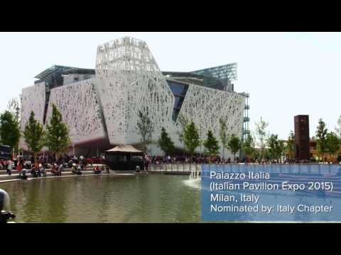 2016 Excellence in Concrete Construction Awards - Decorative First Place: Palazzo Italia