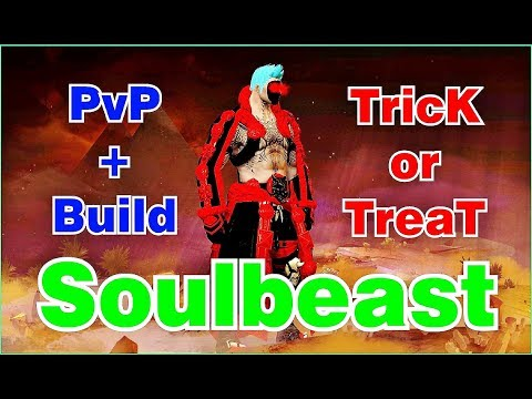 Guild Wars 2 - Soulbeast / Ranger PvP #IAmBeastmode