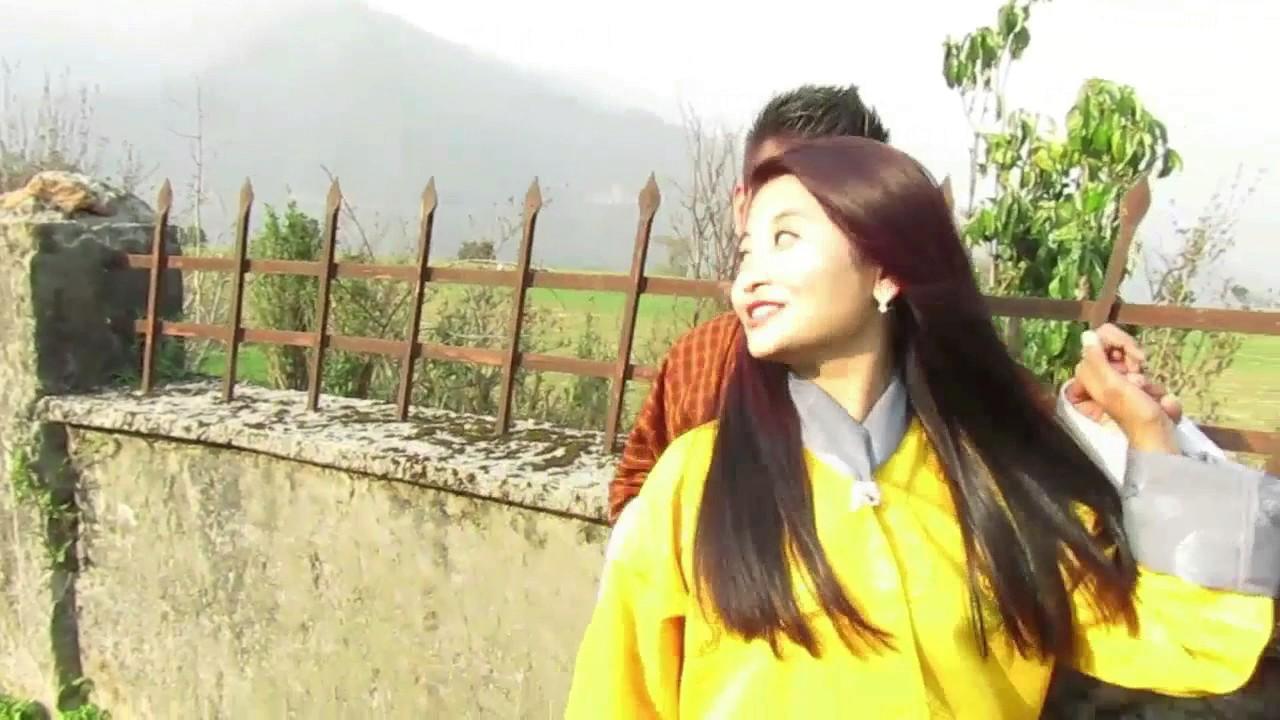bhutanese latest song ghadey bay lab na youtube