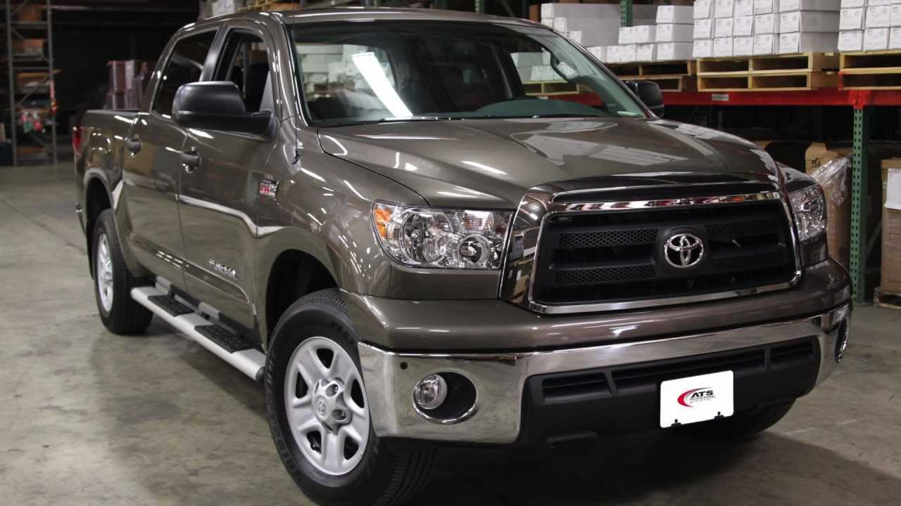 Toyota Tundra Running Board Installation Video By Ats Design Youtube