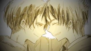 Repeat youtube video Rivaille x Eren - Our love will be legend