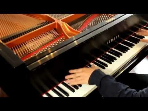 Code Geass OP - COLORS (Piano)