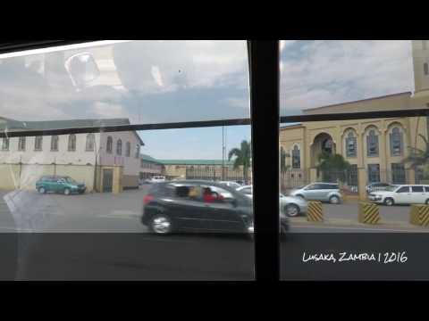 Drive Through Tour - Zambia - (Lusaka Pt 3)