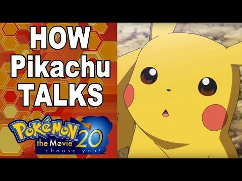 How Pikachu Talks in I Choose You?! [Pokemon Theory] | @GatorEXP