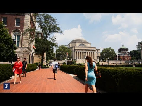 Forbes Ranks America's Top Colleges 2013