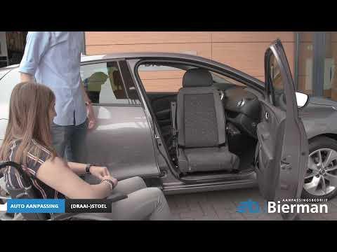 Draaistoel In Auto.Bierman Linker Gaspedaal Linksgas Youtube