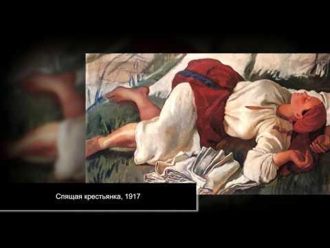 ШЕДЕВРЫ Зинаиды Серебряковой  ღ♥ღ masterpieces of Zinaida Serebryakova