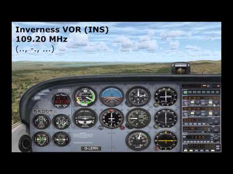FSX Tutorial: Distance Measuring Equipment (DME)