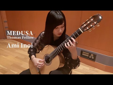 猪居 亜美Ami Inoi plays MEDUSA by Thomas Fellow