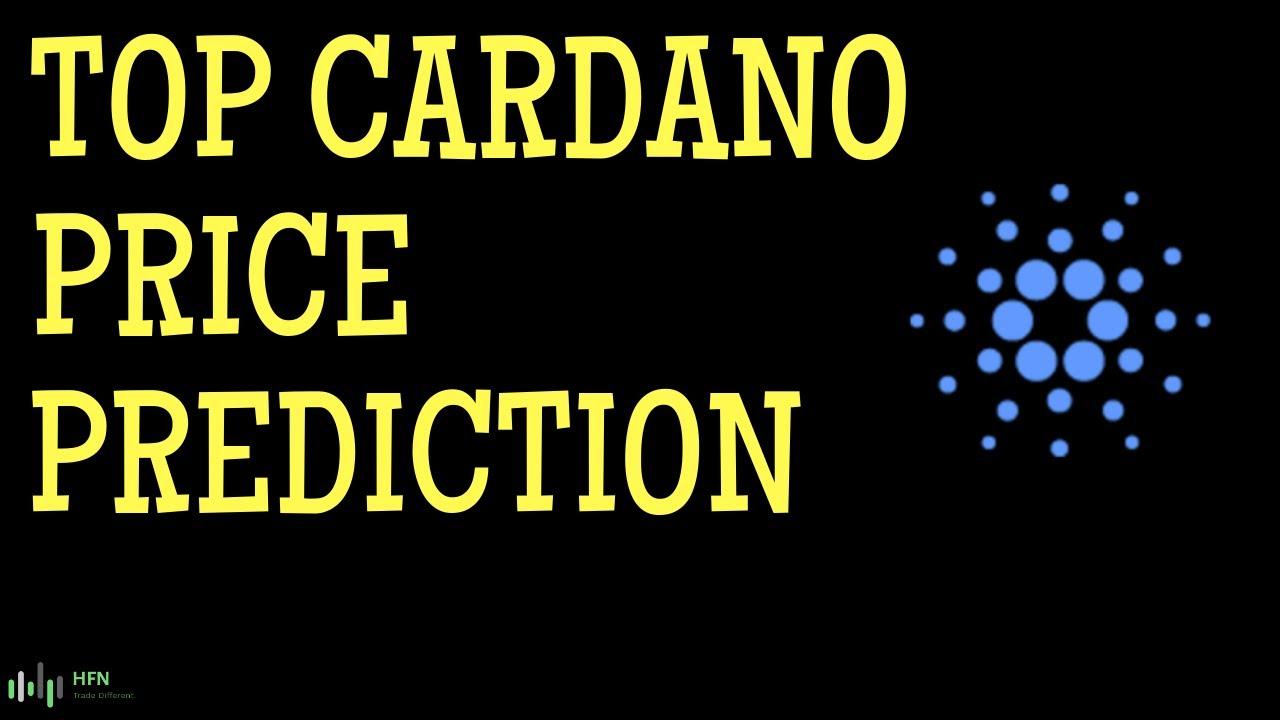 Cardano crypto prediction