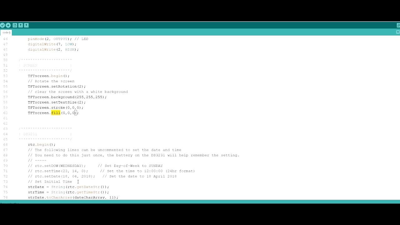 Arduino Standalone QR Code Generator and Auto Shutdown [PART 3]