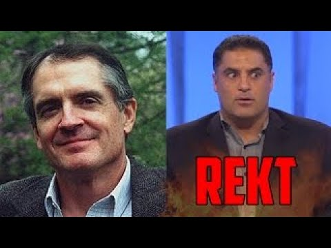 Jared Taylor DESTROYS Cenk Uygur in EPIC Race Debate!!!