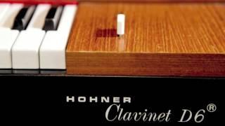 Hohner Clavinet D6 - Tommy's Tracks Vintage Keyboards