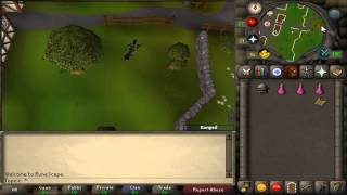 OSRS - Try not to step on any aquatic nasties...