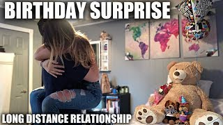BIRTHDAY SURPRISE for MY GIRLFRIEND (LONG DISTANCE RELATIONSHIP)
