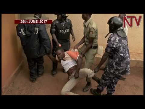 Police brutality: Bobi Wine supporter to sue police officers