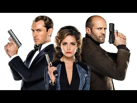 SPY Movie Trailer (Melissa McCarthy, Jason Statham, Jude Law...)