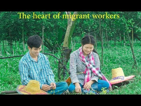 The heart of migrant workers