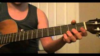 Danza kuduro tutorial en guitarra