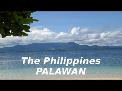 PHILIPPINES TOURIST PUERTO PRINCESA PALAWAN