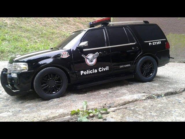 Miniatura Policia Civil - Parte I