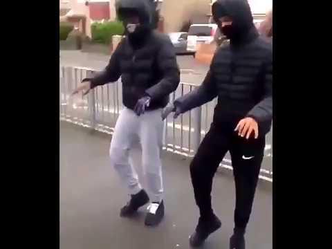 Harlem Spartans Dance Video Compilation | Miz Or Mac - Grip and Ride