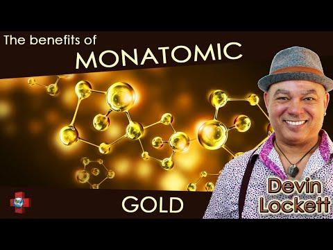 Monatomic Gold ⚛️ ORMUS ⚗️ Uses, 🧬 Benefits, 🔬 And Precautions.