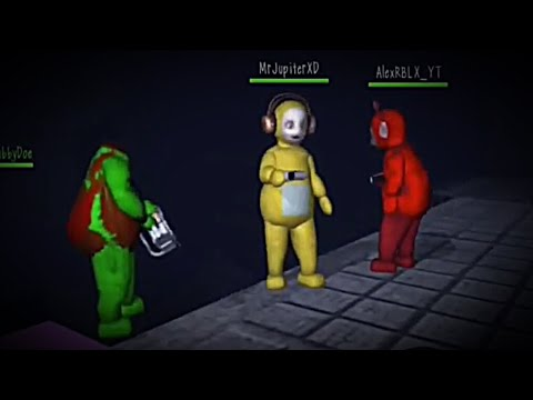 Slendytubbies 3 Multiplayer - Funny Moments