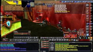 EverQuest Argin Hiz raid wipe