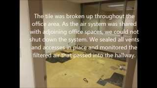 A & I Health Solutions tile abatement