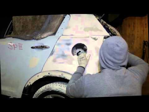 Kia Sportage 7 МИ дневный ремонт за 15 минут