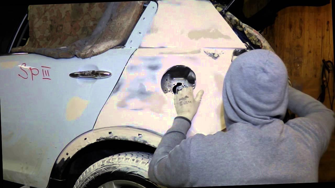 Kia Sportage 7-МИ дневный ремонт за 15 минут