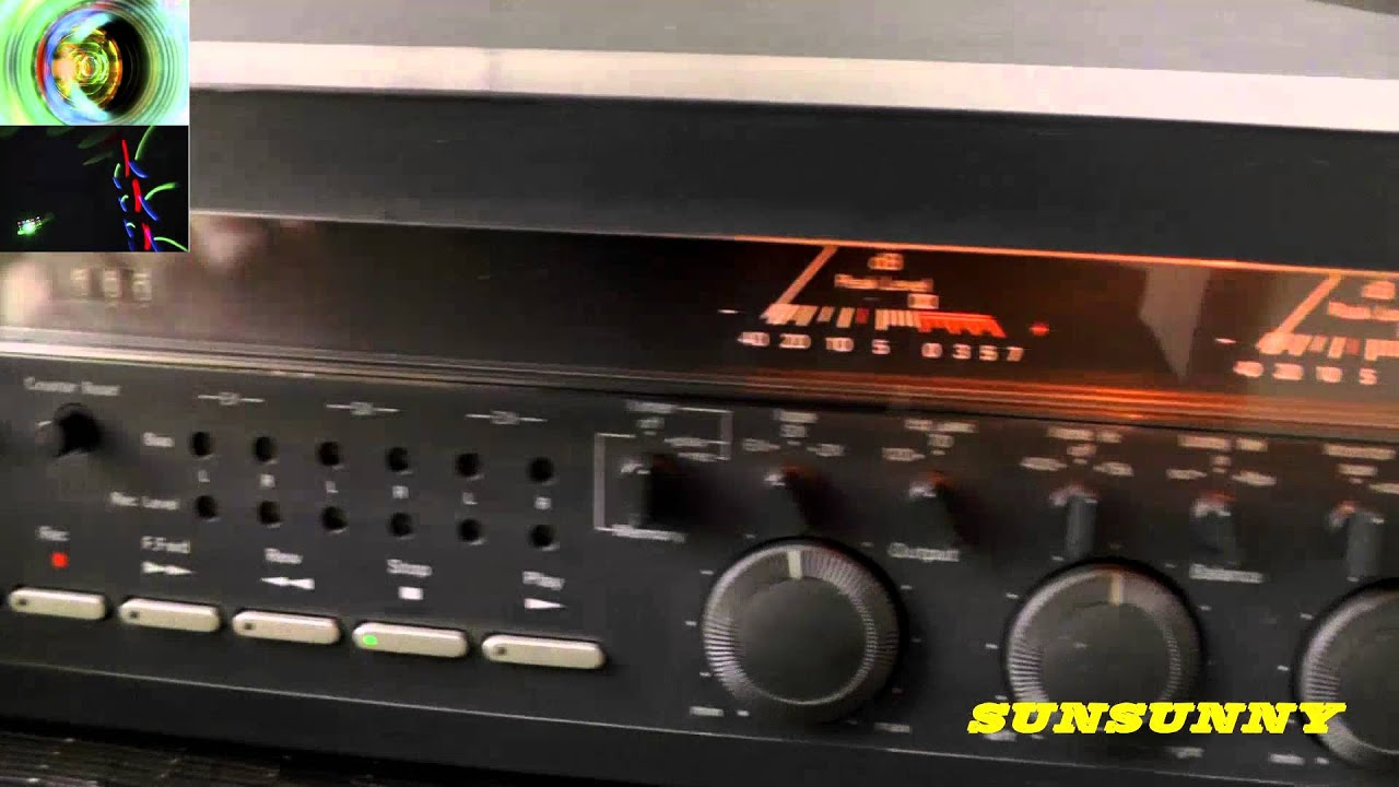 nakamichi 582 discrete head cassette deck youtube rh youtube com Instruction Manual Operators Manual