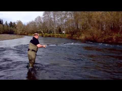Coho Fishing — Guide Drift Boats