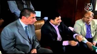 بالفيديو| وزير الري يتفقد غرب ميناء البرلس ومصرف «كتشنر» بكفر الشيخ