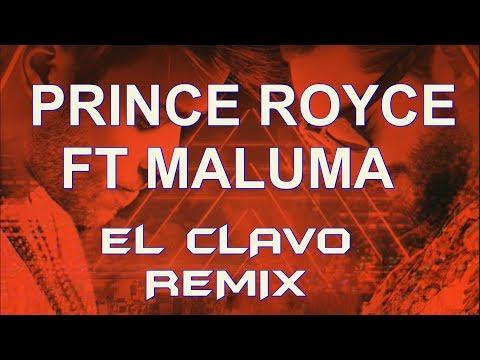 Prince Royce, Maluma - El Clavo Remix   (traducere în română)