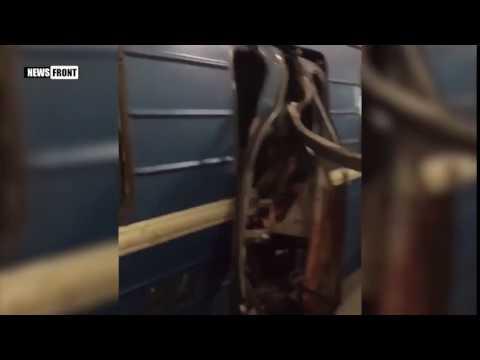 3.04.2017 взрыв в метро Санкт Петербурга – видео с места трагедии
