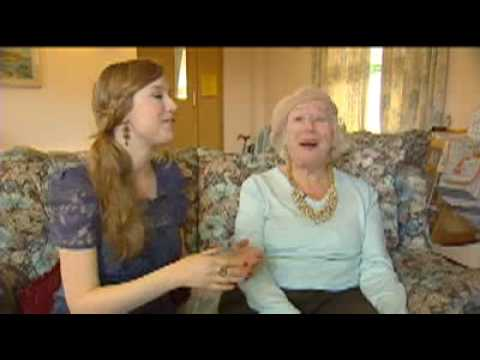 Close Up - Hayley Westenra and Vera Lynn