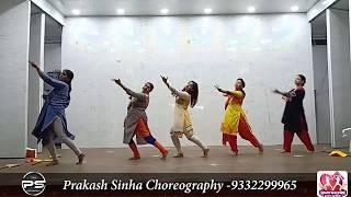 MILE SUR MERA TUMHARA - PRAKASH SINHA DANCE CHOREOGRAPHY