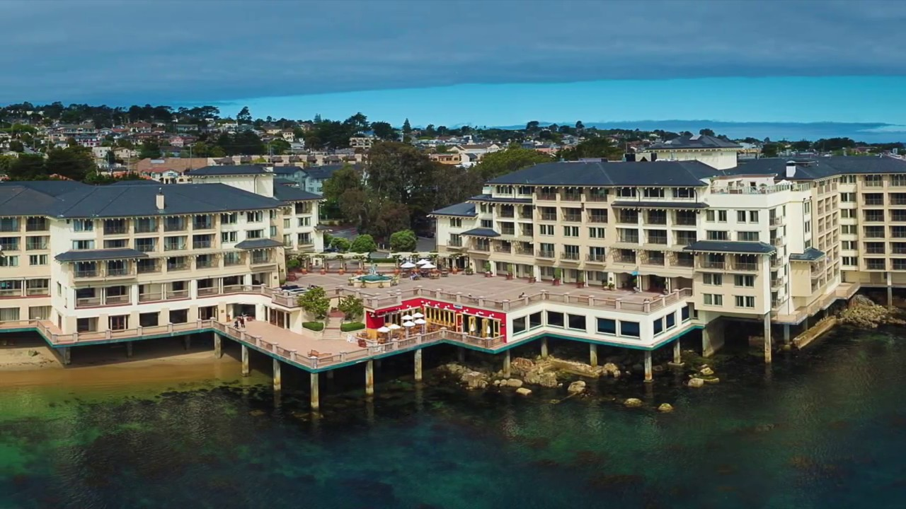 Monterey Plaza Hotel and Spa - YouTube