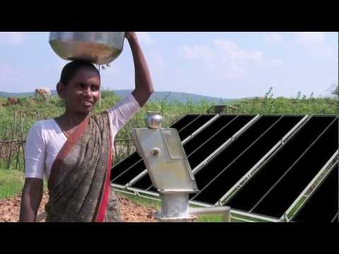 Solar desalination and water purification from any water source - F Cubed Australia
