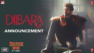 Dilbara Song Announcement Pati Patni Aur Woh Kartik Aaryan Bhumi P Ananya P Song Out Tomorrow