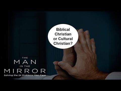 Biblical Christian or Cultural Christian?